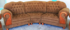 Custom Upholstered Sofas