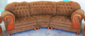 Custom Upholstered Sofas