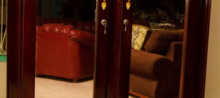 Double Door Wardrobe