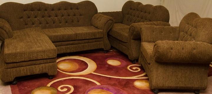 Luxurious 1-2-3 Suite