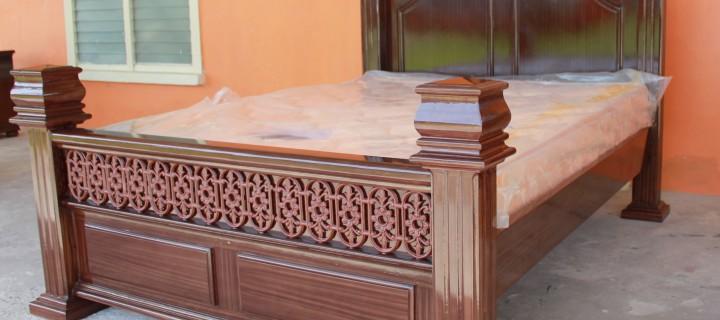 Royal Crown bed frame