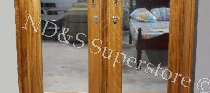 Hububallie 2 Door Wardrobe