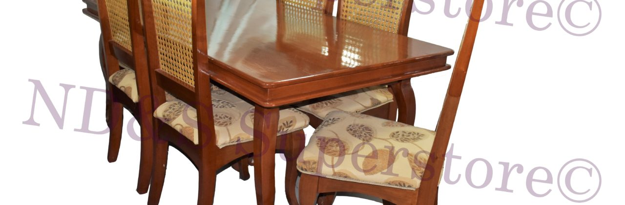 7-Pc Dinette set kate chairs