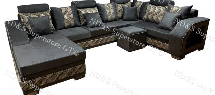 L-Shaped Sofa Suite