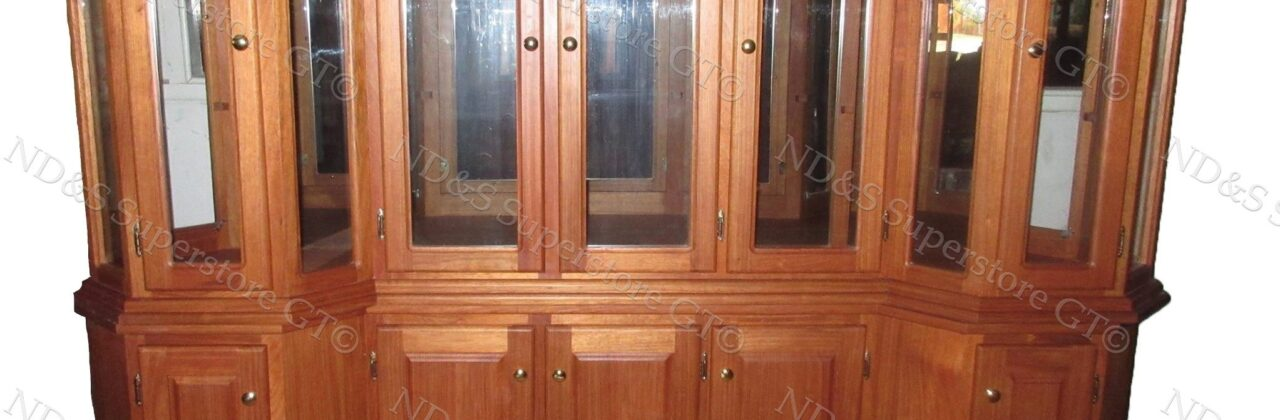 Castle China Cabinet